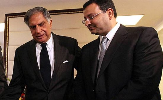 Ratan Tata replaced cyrus mistry